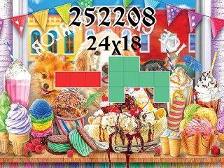 Rompecabezas полимино №252208