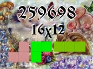 Rompecabezas полимино №259698