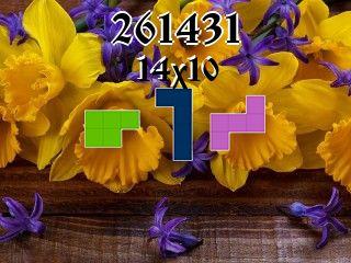 Rompecabezas полимино №261431