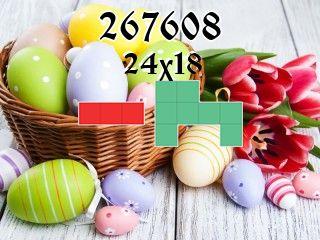 Rompecabezas полимино №267608