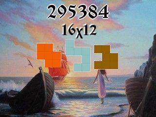 Rompecabezas полимино №295384