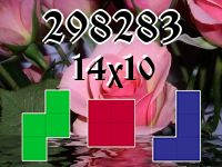 Rompecabezas полимино №298283