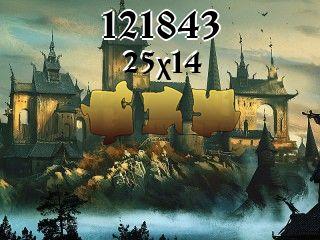 Rompecabezas №121843