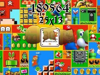 Rompecabezas №189564