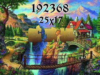Rompecabezas №192368