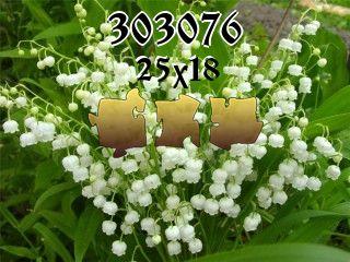 Rompecabezas №303076