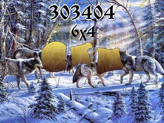 Rompecabezas №303404