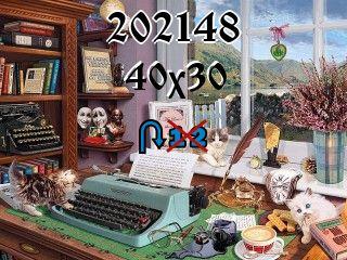 Rompecabezas перевертыш №202148