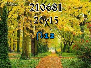 Rompecabezas перевертыш №210681