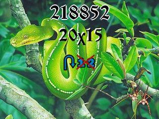 Rompecabezas перевертыш №218852