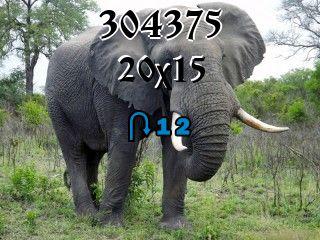 Rompecabezas перевертыш №304375