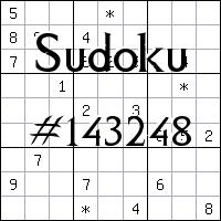 Sudoku №143248