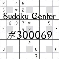 Centro de Sudoku №300069
