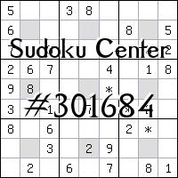 Centro de Sudoku №301684