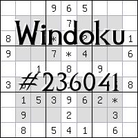Vindoku №236041