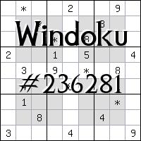 Vindoku №236281
