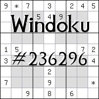 Vindoku №236296