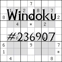 Vindoku №236907