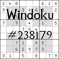 Vindoku №238179