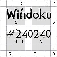 Vindoku №240240