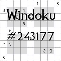 Vindoku №243177