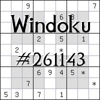 Vindoku №261143