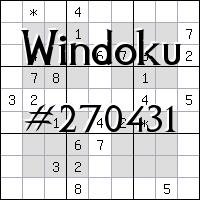 Vindoku №270431