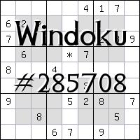 Vindoku №285708