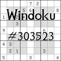 Vindoku №303523