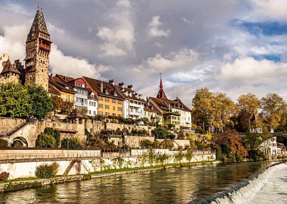 Rompecabezas Bremgarten Switzerland