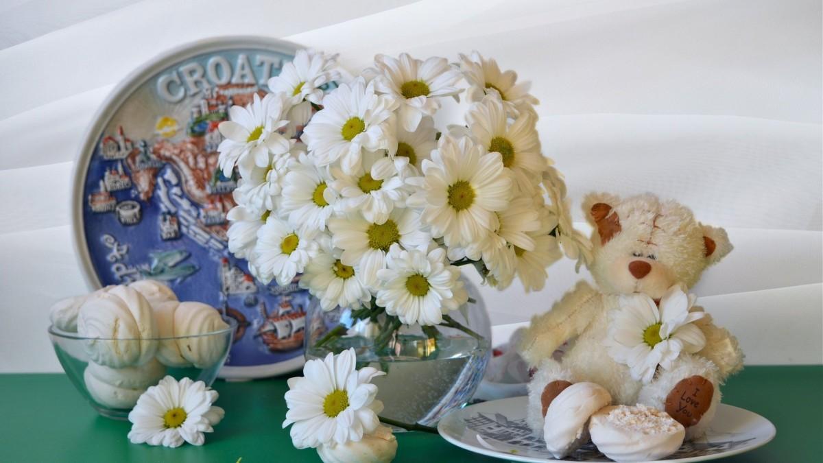 Rompecabezas Recoger rompecabezas en línea - Bouquet