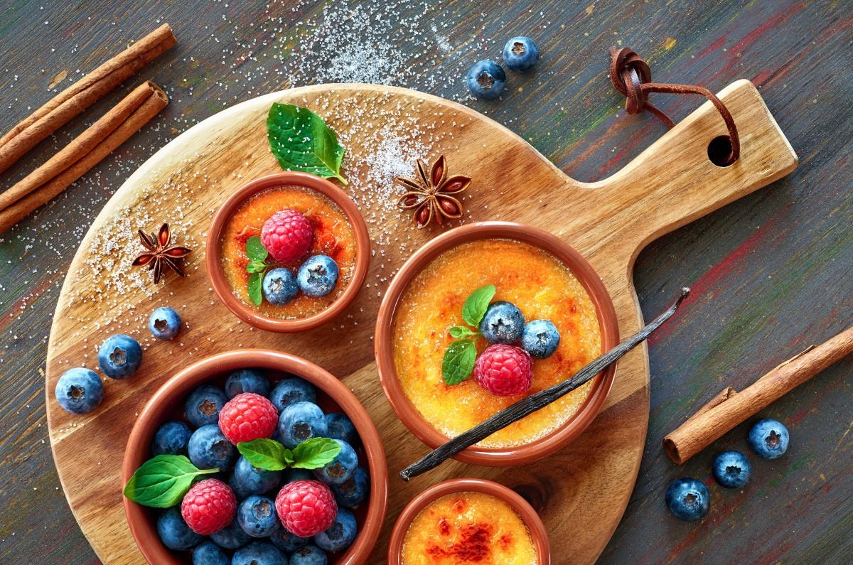 Rompecabezas Recoger rompecabezas en línea - Dessert