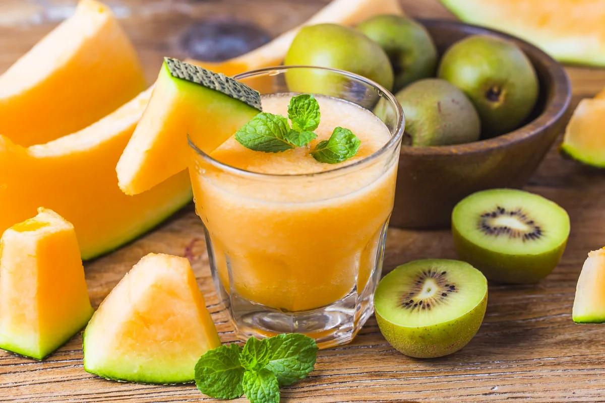 Rompecabezas Recoger rompecabezas en línea - Fruit juice
