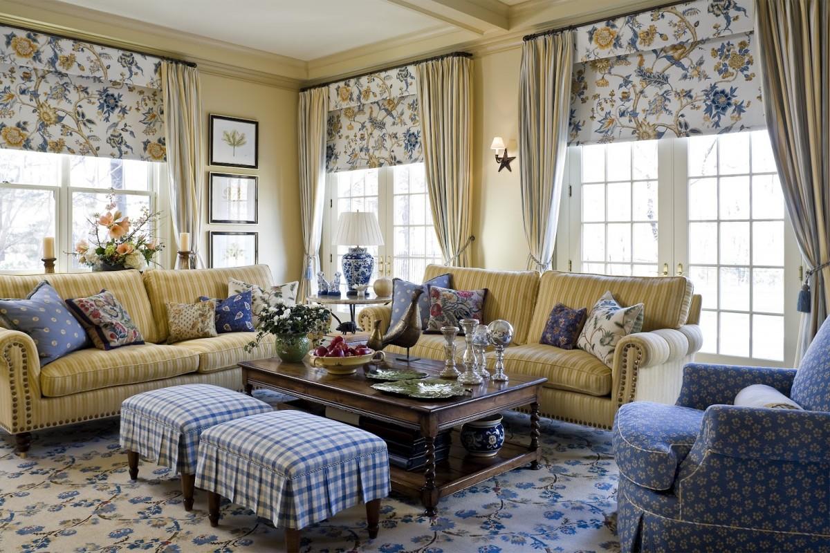 Rompecabezas Recoger rompecabezas en línea - Living room classic