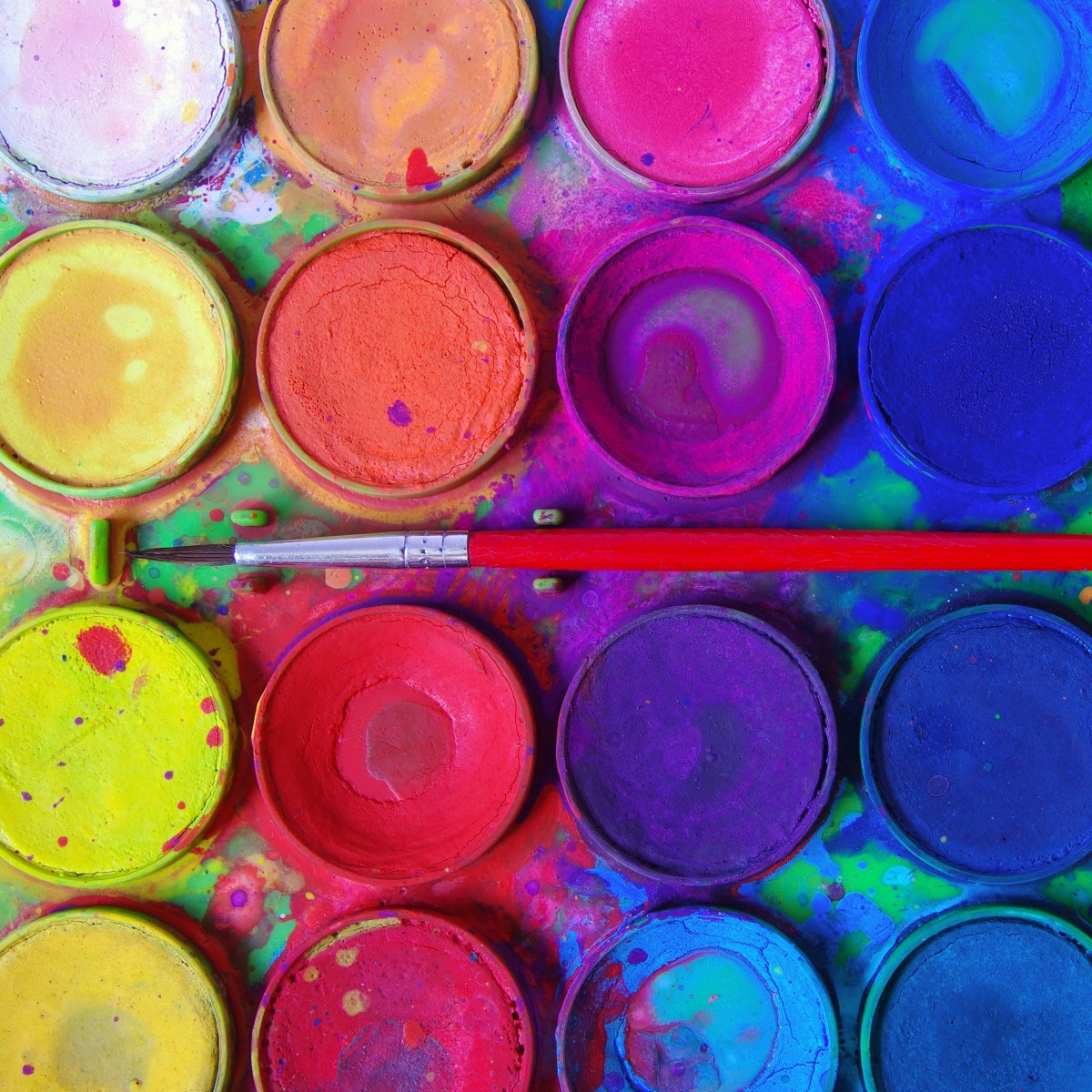 Rompecabezas Paints