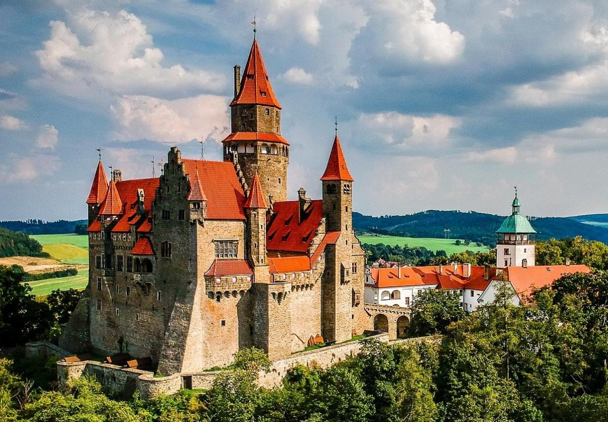 Rompecabezas Moravian castle