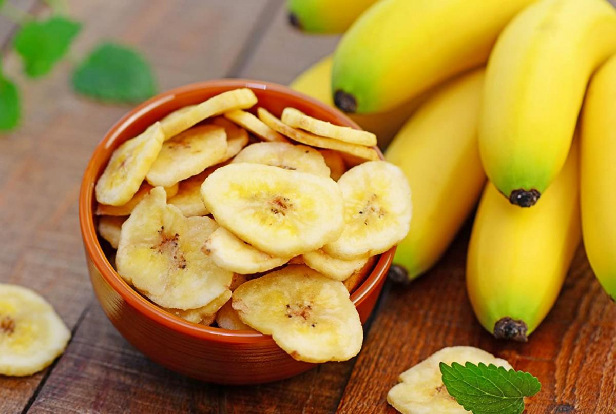 Rompecabezas Recoger rompecabezas en línea - Still life with bananas