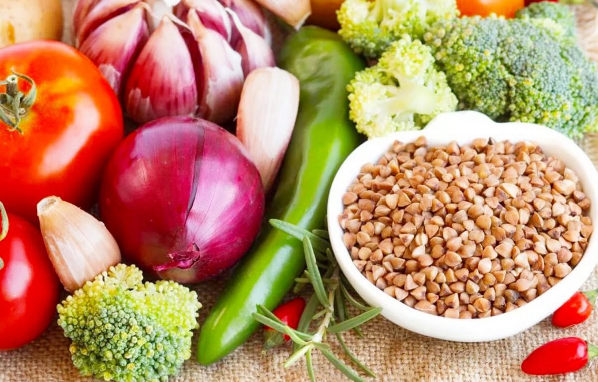 Rompecabezas Recoger rompecabezas en línea - Healthy food