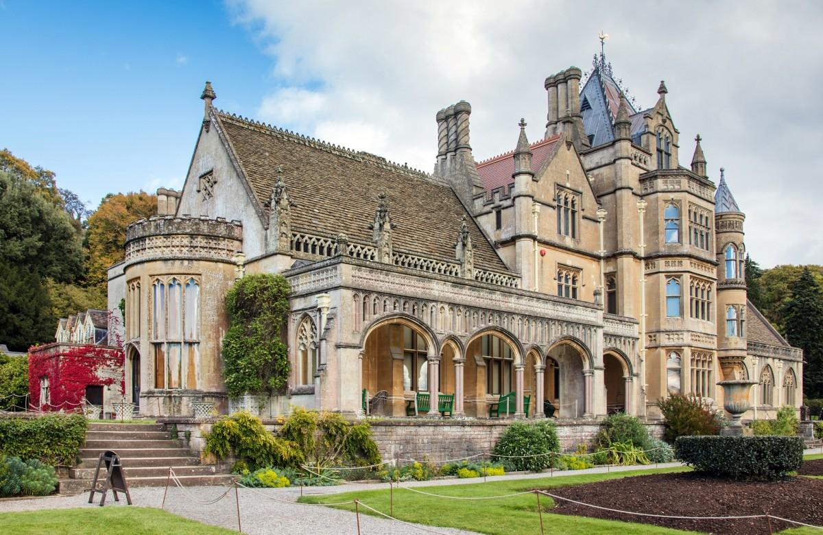 Rompecabezas Manor in England