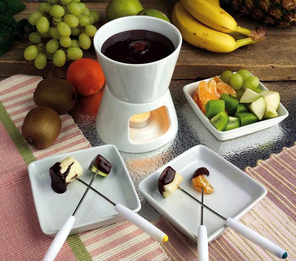 Rompecabezas Recoger rompecabezas en línea - An invitation to a fondue