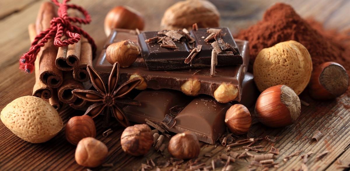 Rompecabezas Recoger rompecabezas en línea - Spices and chocolate
