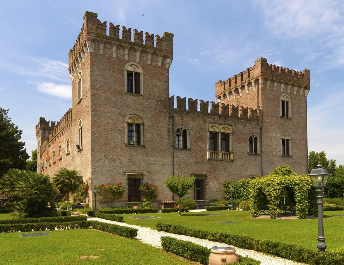 Rompecabezas Sforza residence