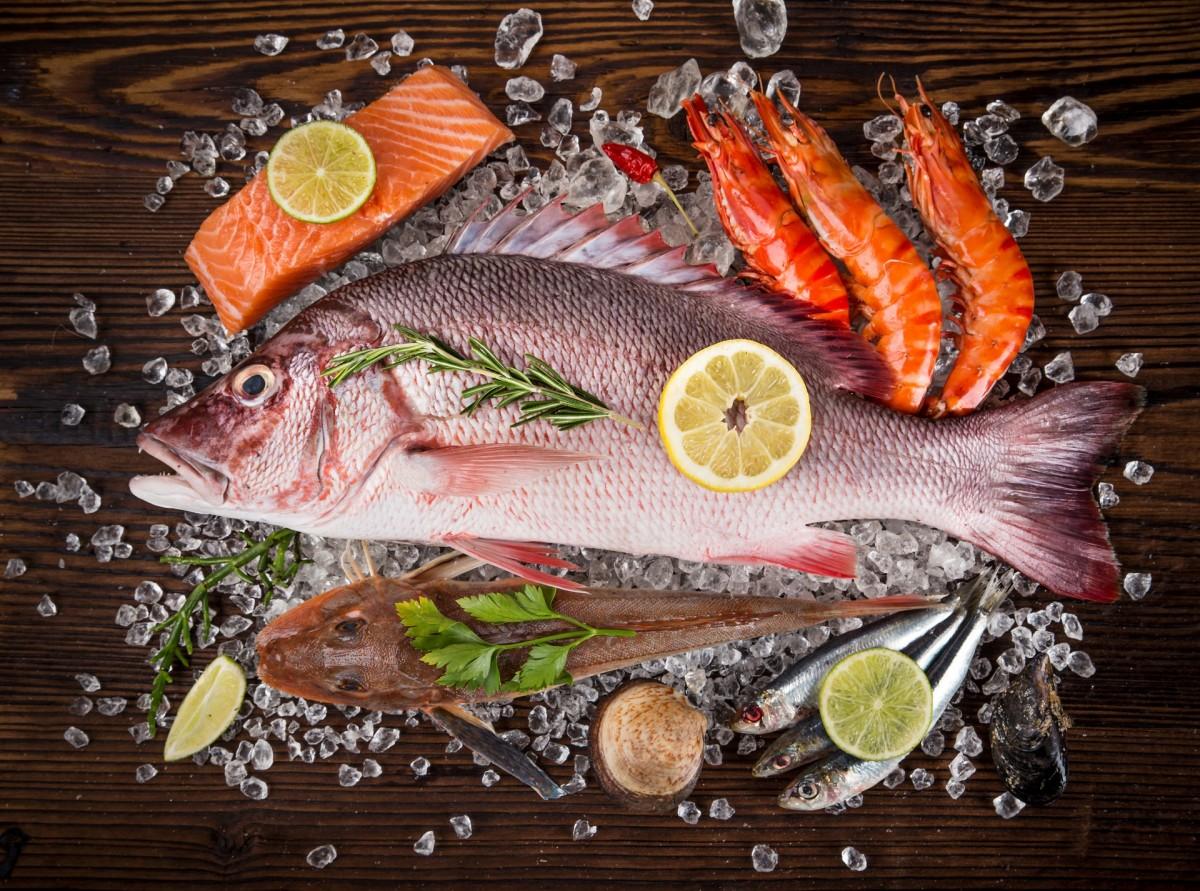 Rompecabezas Recoger rompecabezas en línea - Fish on ice
