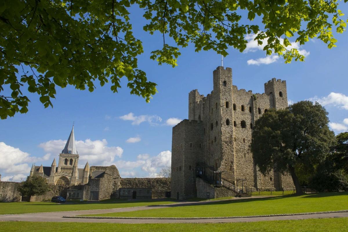 Rompecabezas Rochester Castle