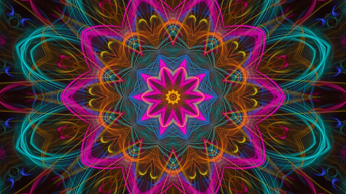Rompecabezas Recoger rompecabezas en línea - Pink and blue
