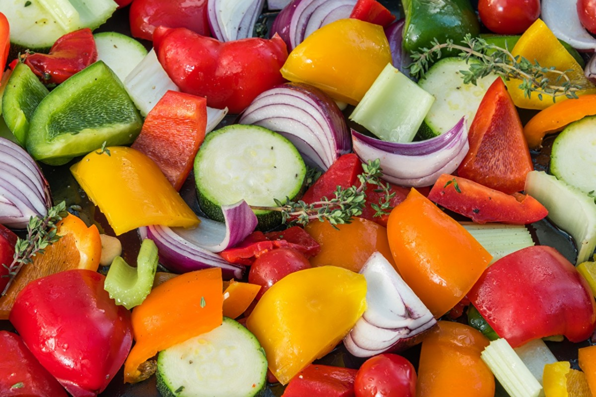 Rompecabezas Recoger rompecabezas en línea - Salad