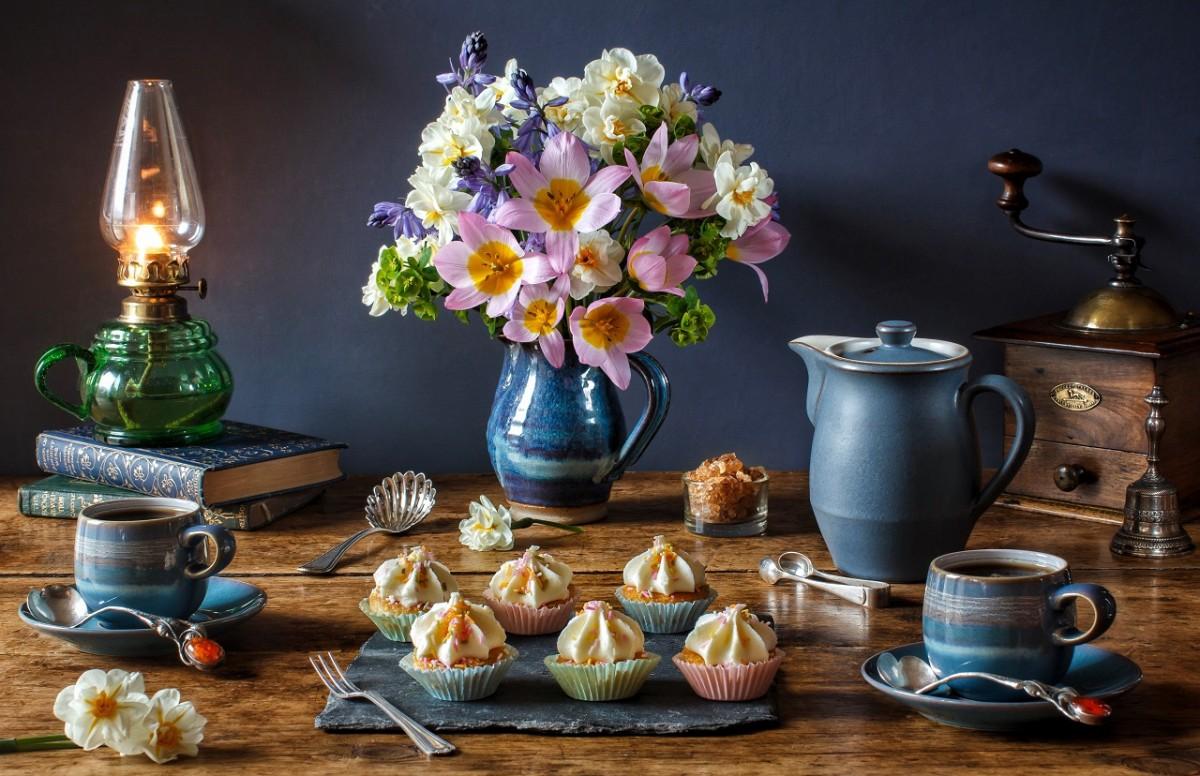 Rompecabezas Recoger rompecabezas en línea - Six cupcakes