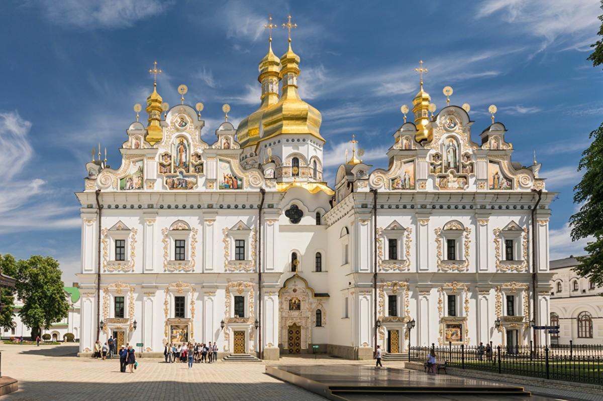 Rompecabezas Cathedral in Kiev