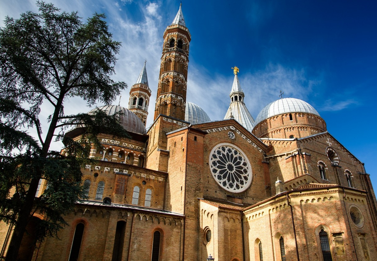 Rompecabezas The Cathedral in Padua