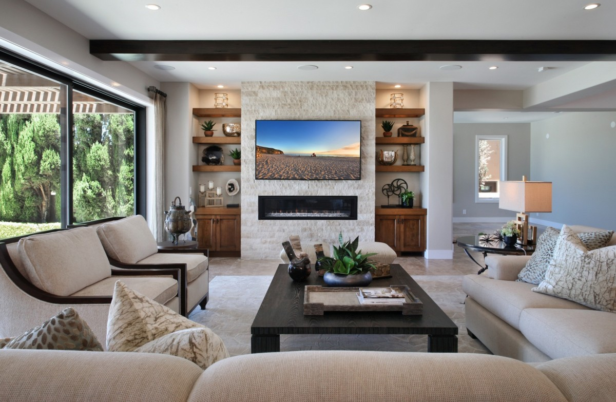 Rompecabezas Recoger rompecabezas en línea - Modern living room